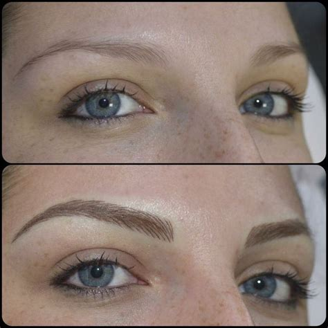 tattoo eyebrows for blondes 53 best images about my job on pinterest maquiagem