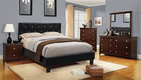 acrylic bedroom furniture furniture of america basteen tufted acrylic accent platform bed home furniture bedroom