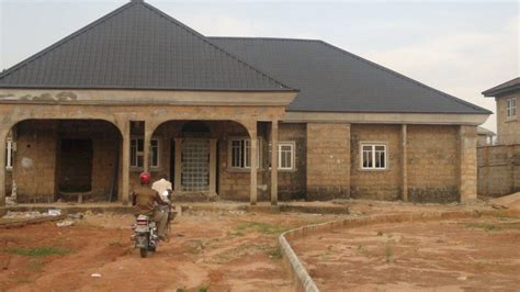 cost of building 5 bedroom house bedroom bungalow house plans nigeria cost building home
