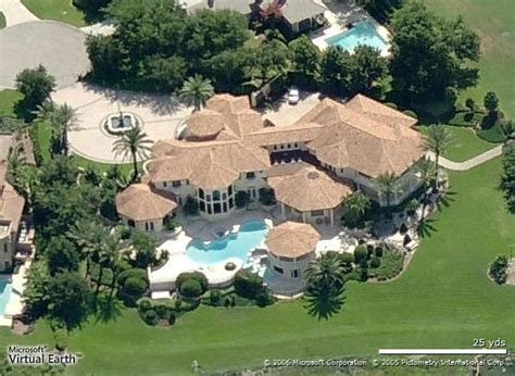 tiger woods house tiger woods house lop lists o plenty