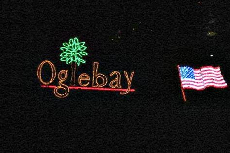oglebay christmas lights west virginia christmas