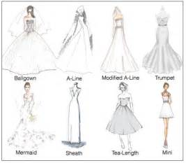 wedding dresses different styles 20 best images about wedding dress styles on