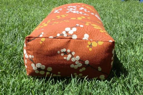 sewing pattern yoga bolster rectangular yoga bolster inner peace healing pinterest