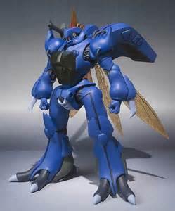 148 Aura Battler Drumlo robot spirits virunvee completed hobbysearch anime robot sfx store