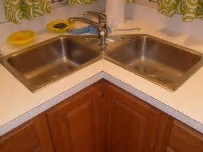 corner kitchen sink design home design ideas