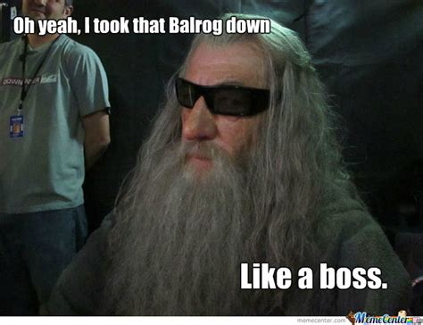 Gandalf Meme - awesome gandalf by fluttershy meme center