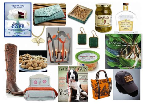 my southern gift guide the english room