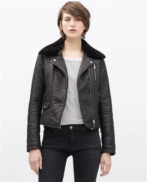 chaquetas de cuero zara hombre chaquetas de cuero mujer zara chaquetas de moda para la