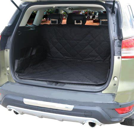 cargo mat for pets car suv trunk cargo mat boot liner cover waterproof