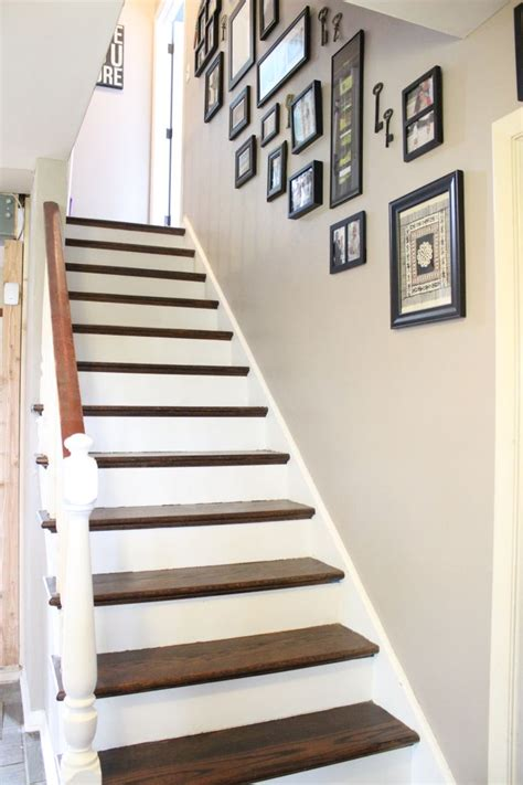 paint colors for hallways and stairs sherwin williams perfect greige