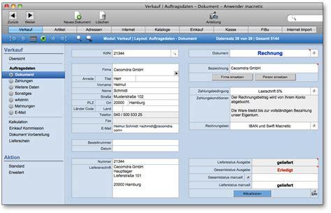 Angebot Vorlage Mac Kostenlose Warenwirtschaft F 252 R Selbstst 228 Ndige Und Free Mac Software