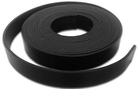 Stripe Rubber by Solid Neoprene Rubber Strips Various Sizes Available Ebay