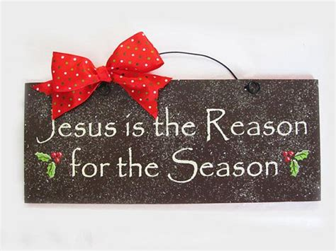 jesus is the reason for the season led christmas decorations sign with glitter quot jesus is the reason for the season quot