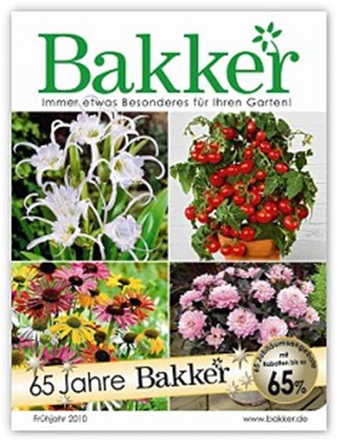 garten versand pflanzen bakker gartenkatalog katalog f 252 r garten pflanzen