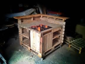 pallet kitchen island pallet furniture