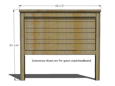 build a headboard ideas how to build a rustic wood headboard how tos diy