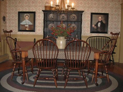 Colonial Dining Room Dining Room Dining Colonial Decorating Chairs And The O Jays