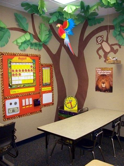 themes for class photo 40 excellent classroom decoration ideas bored art