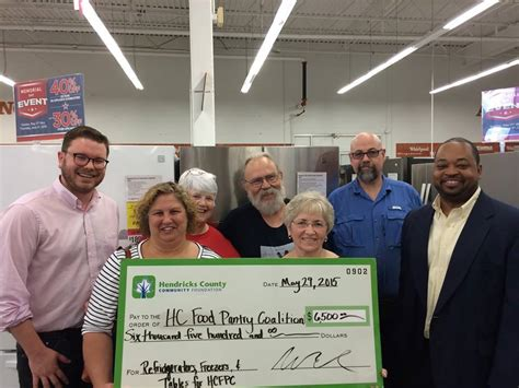 Grants For Food Pantries by Hendricks County Community Foundation Grants Food Pantry