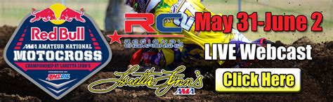 pro motocross chionship freestone mx park address