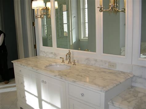 Granite Vanities Bathrooms by Best Color For Granite Countertops And White Bathroom