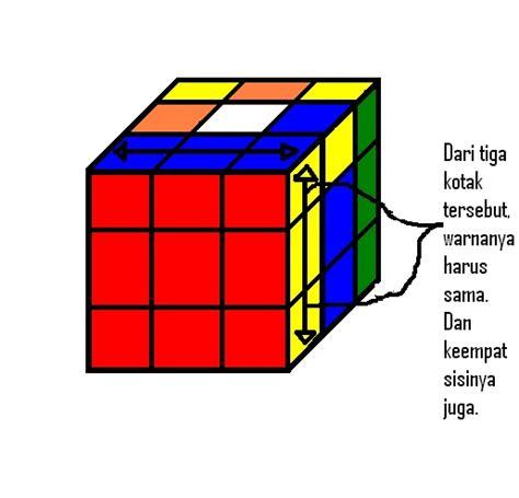video tutorial rubik 3x3 pemula rahayu tri agustia ningsih cara menyelesaikan rubik cube