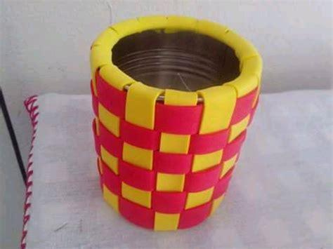 decorar latas con goma eva c 243 mo decorar una lata con fomi o goma eva solountip