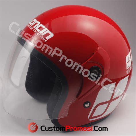 Helm Custom Promosi Ok Jek helm custom promosi nomor 7b pabrikhelm jual helm murah
