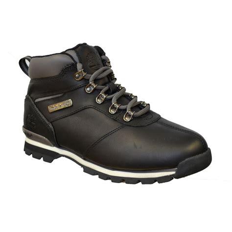 mens all black timberland boots timberland timberland splitrock 2 hiker nubuck black z3