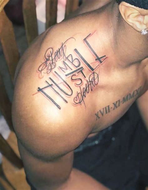stay humble st tattoos