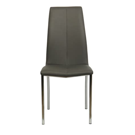Dining Chairs The Range Adela Faux Leather Dining Chair