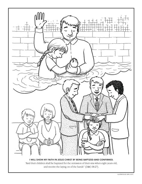 baptism coloring pages az coloring pages