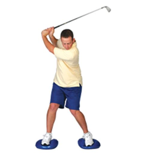 balance golf swing core balance disk golf training aid at practicerange com
