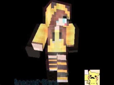 imagenes kawaii de minecraft skins de chicas kawaii para minecraft youtube