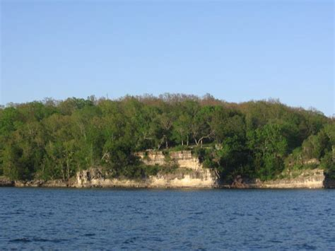 Where Is Table Rock Lake by Owens Bend In Shell Knob Mo
