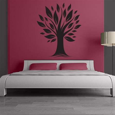 modern wall sticker modern tree wall decal wall decal world