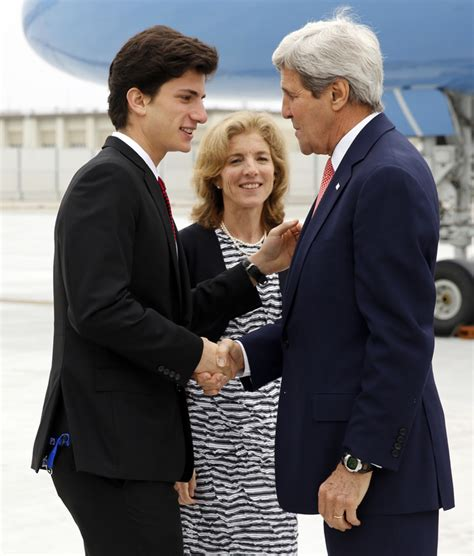 caroline kennedy s son 5 things to know about g 7 foreign ministers meeting