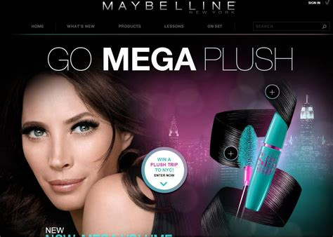 New York Sweepstakes - maybelline new york megaplush sweepstakes