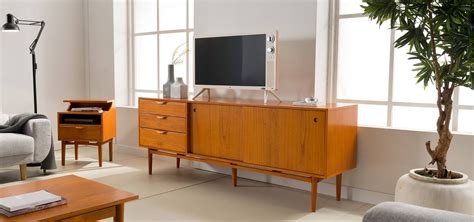 vintage tv cabinet with doors 20 inspirations of sideboard tv