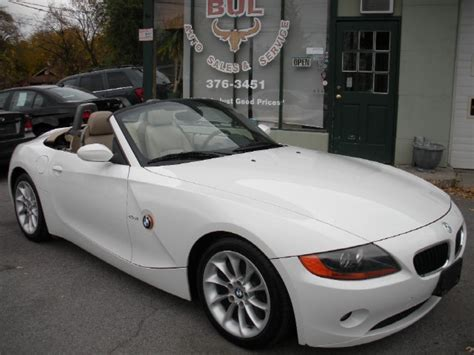 best car repair manuals 2004 bmw z4 free book repair manuals 2004 bmw z4 2 5i 5 speed manual sport premium packages stock 12283 for sale near albany ny