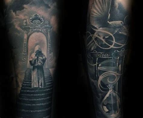 places for mens tattoos 50 heaven tattoos for higher place design ideas