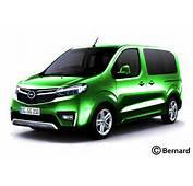 BERNARD CAR DESIGN 2018 Citroen Berlingo Peugeot Partner &amp Opel