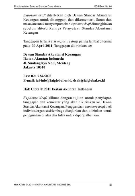 Akuntansi Jl 1 Ed 7hongren ed psak 64 eksplorasi dan evaluasi sumber daya mineral