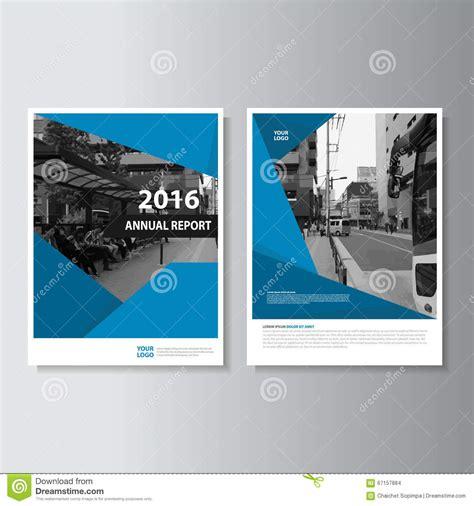 leaflet cover layout vector leaflet brochure flyer template a4 size design