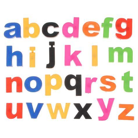 Abc Magnet Huruf Kecil magnetic capital lowercase alphabet educational