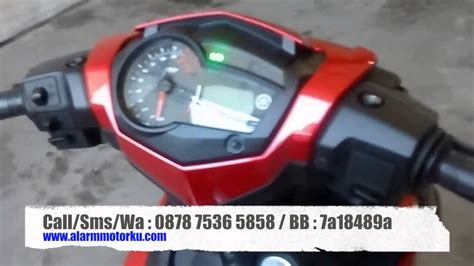 Alarm Mp Two Way alarm two way mp yamaha mx king