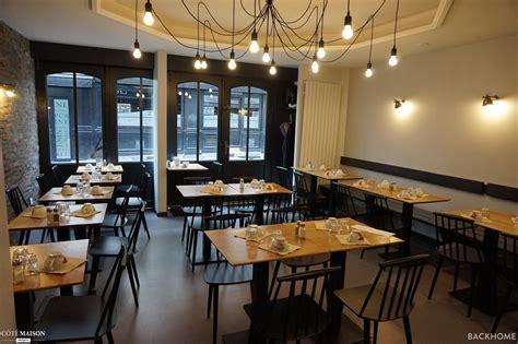 decoration restaurant r 233 novation et d 233 coration restaurant nantes backhome