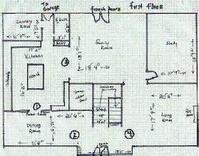 graph paper for house plans mapo house and cafeteria