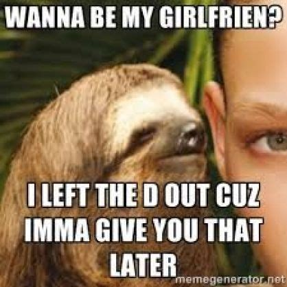 Sloth Meme - sloth meme do you like jalapenos