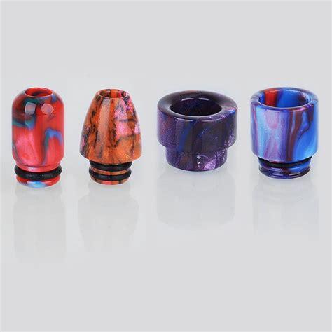 Driptip Resin 810 random color resin 510 810 drip tip 4 in 1 kit